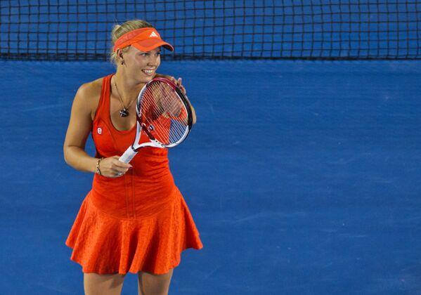 Теннис. Открытый чемпионат Австралии - 2012. Седьмой день