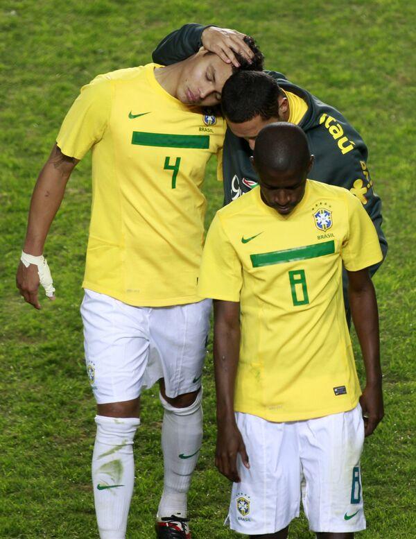 Сборная Бразилии по футболу. Архив