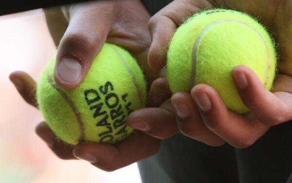 Теннис. Ролан Гаррос - 2011