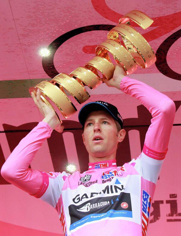 Райдер Хесьедаль выиграл Джиро д'Италия