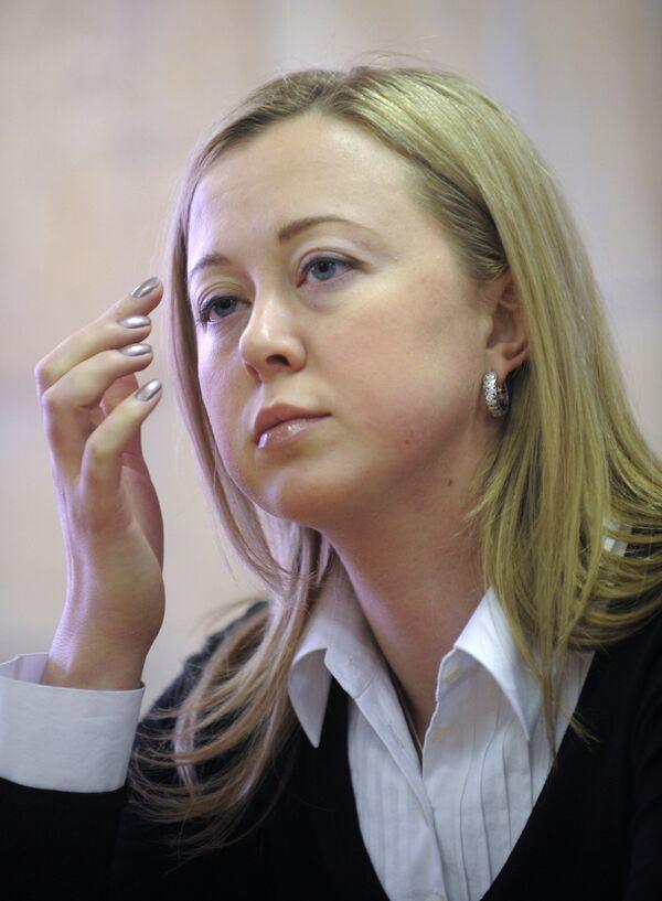 Оксана Рахматулина
