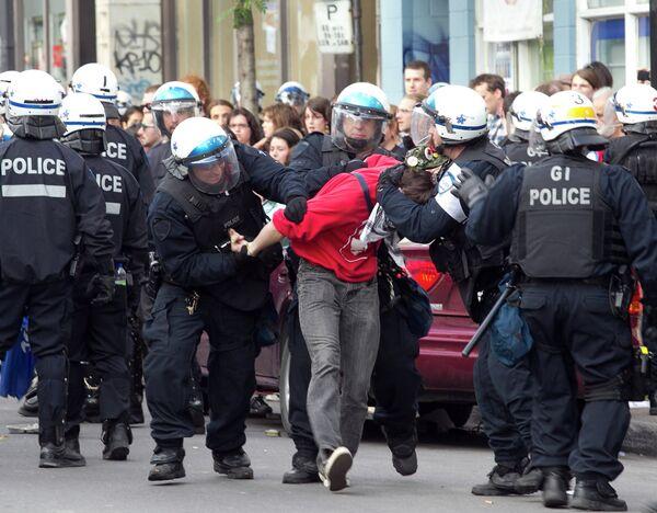 Cотрудники полиции