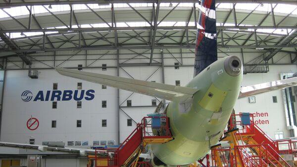 Самолет Airbus А-320