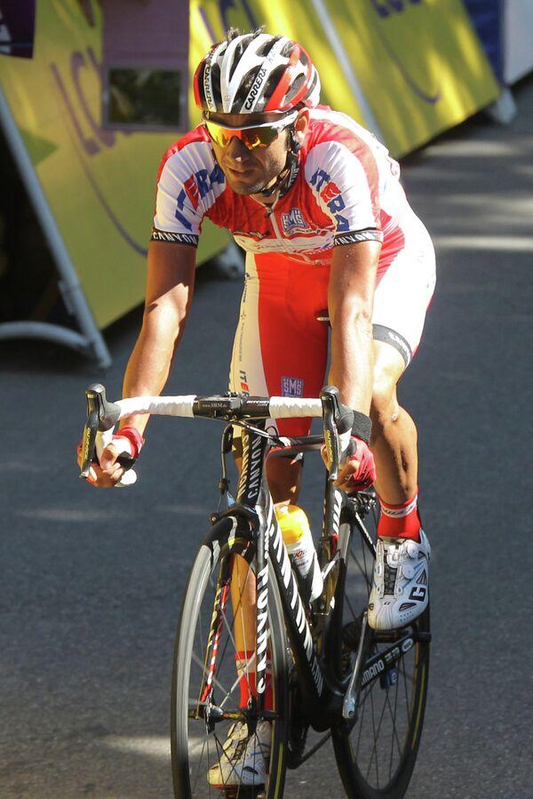 Велоспорт. Тур де Франс - 2012. Шестнадцатый этап