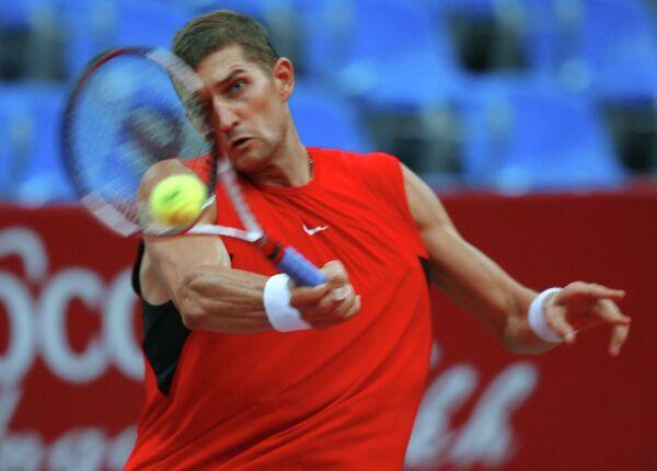 Белорусский теннисист Максим Мирный