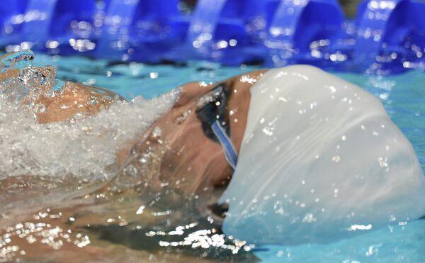 ОИ - 2012. Плавание. Второй день. Предварительные соревнования