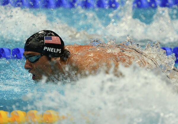 ОИ - 2012. Плавание. Четвертый день. Финальные соревнования