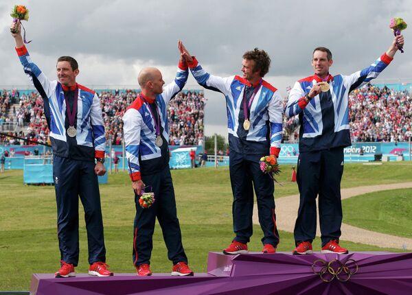 Британцы завоевали золото и серебро Олимпиады в гребном слаломе