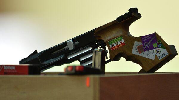 Скоростной пистолет