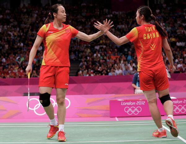 Тянь Цин и Чжао Юньлэй