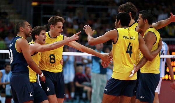 Мужская сборная Бразилии
