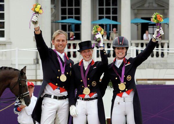 Сборная Великобритании по конному спорту