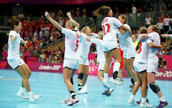Женская сборная Норвегия по гандболу