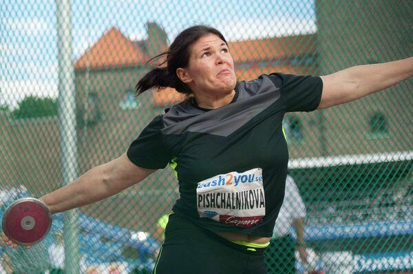 Дарья Пищальникова