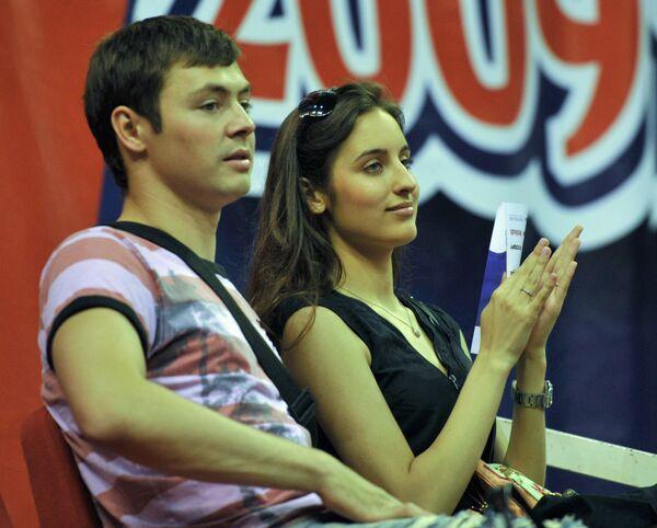 Динияр Билялетдинов и Мария Позднякова