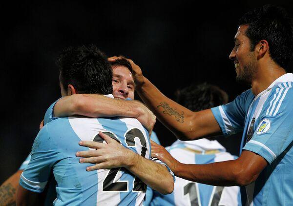 Футболисты сборной Аргентины по футболу