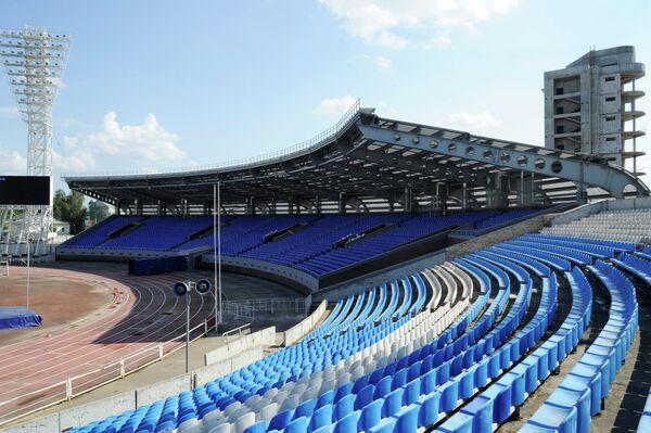 Футбольный стадион Шинник в Ярославле