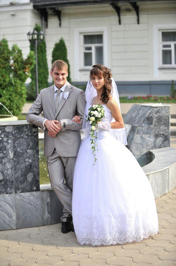 Елена Иванова и Владимир Свиридов