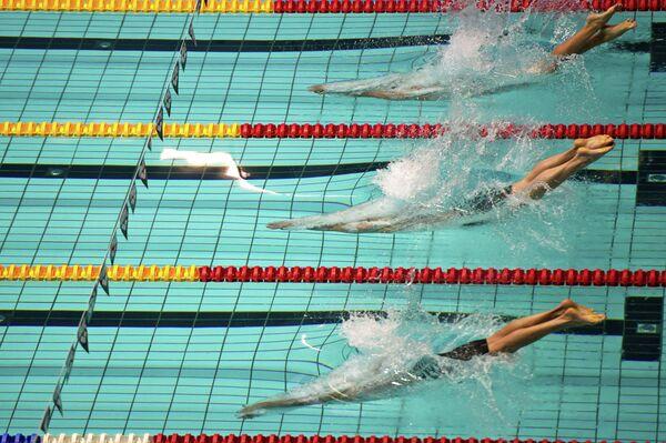 Финальный заплыв