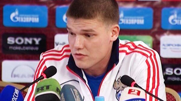 Главное выиграть – капитан сборной России по футболу о предстоящем матче с США
