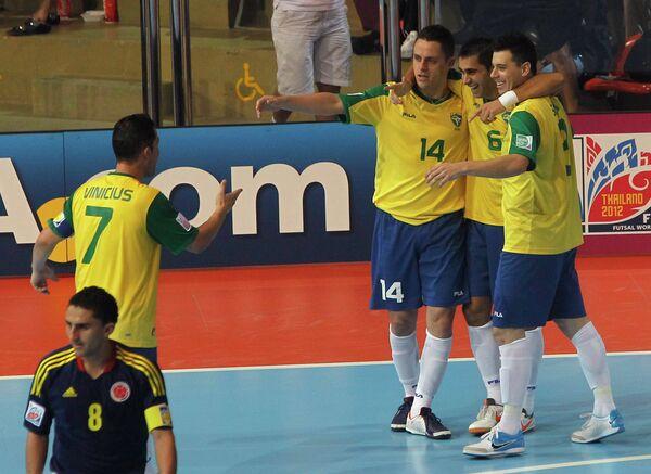 Сборная Бразилии по мини-футболу