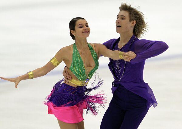 Валерия Зенкова и Валерий Синицын