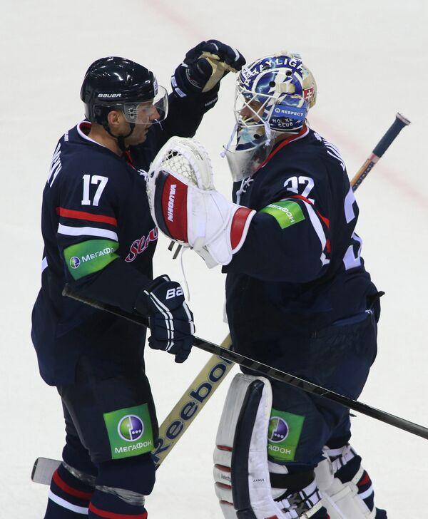 Любомир Вишневски и Ярослав Янус (справа)