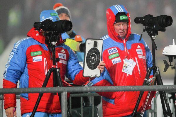 Вольфганг Пихлер (справа)