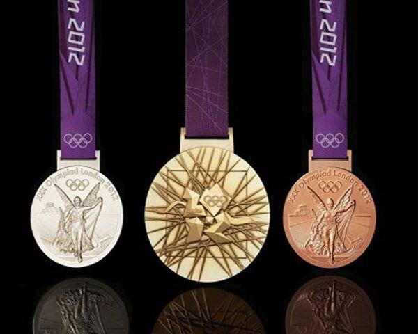 Медали Олимпийских игр 2012 года презентовали в Лондоне