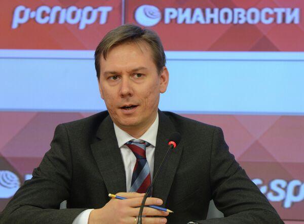 Максим Филимоновго проекта Олимпийский клуб РИА