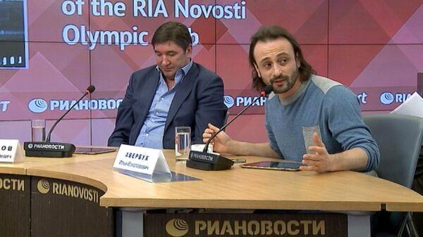 СМИ готовятся к Играм-2014 - Олимпийский клуб открылся в РИА Новости