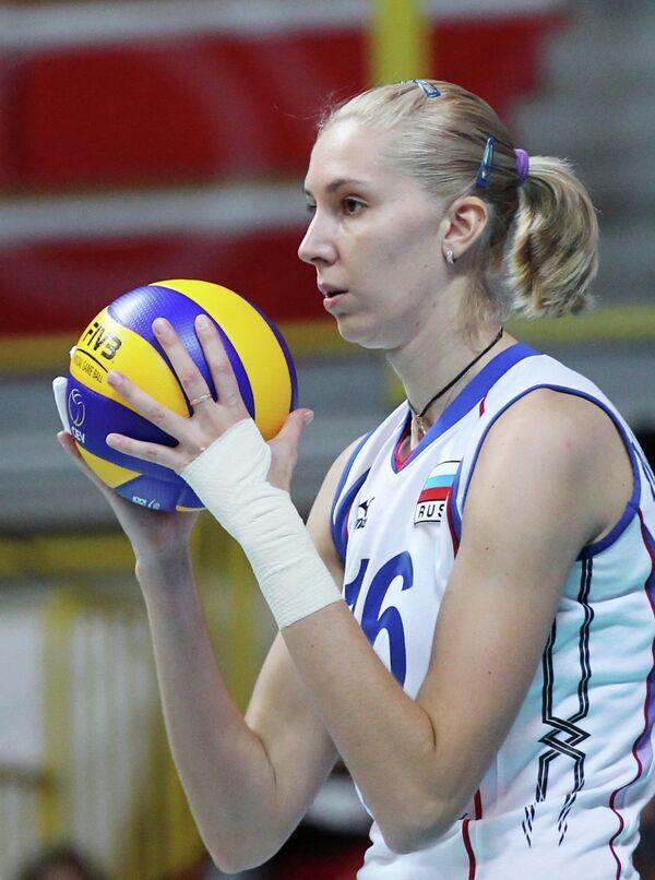 Юлия Меркулова