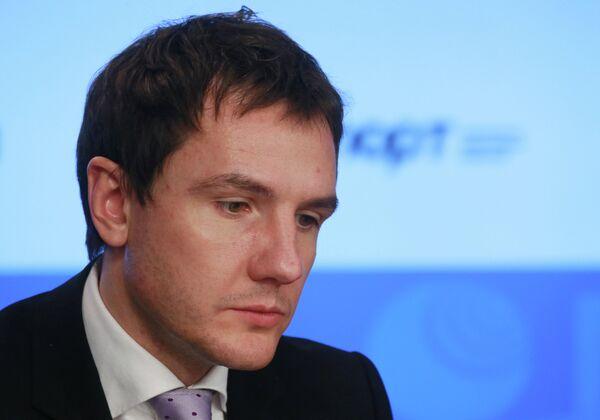 Генеральный секретарь Федерации горнолыжного спорта и сноуборда России Алексей Курашов