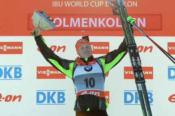 Чешский спортсмен Ондрей Моравец