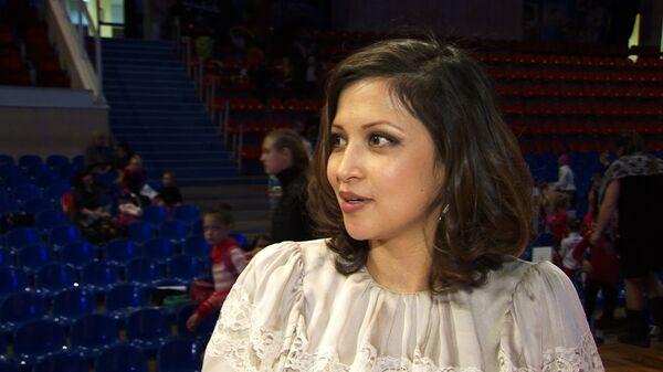 Яна Батыршина объяснила, зачем проводит турнир по гимнастике для детей