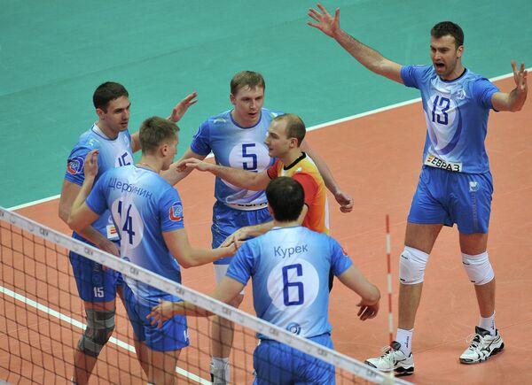 Волейболисты Динамо (Москва)