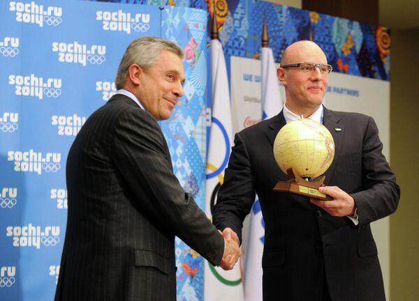 Компания Адамас изготовит медали для Олимпиады-2014