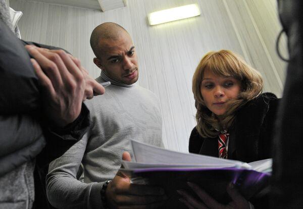 Виктор Кейру и Светлана Климова