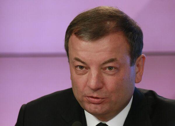 Исполнительный директор СБР Сергей Кущенко