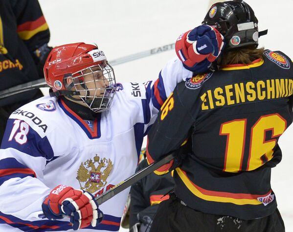 Вячеслав Лещенко (слева) и Яник Мезер