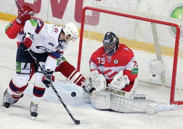 Вячеслав Солодухин и Сергей Борисов (слева направо)