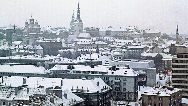 Город Таллин (Эстония)