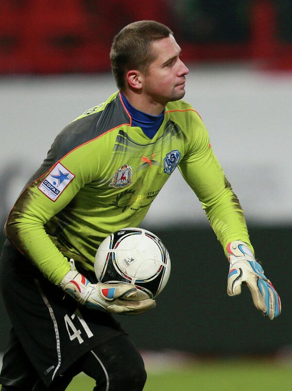 Михаил Кержаков