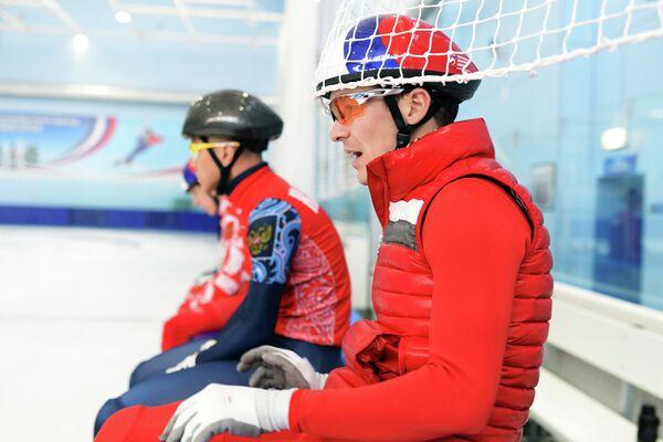 Российский спортсмен Руслан Захаров