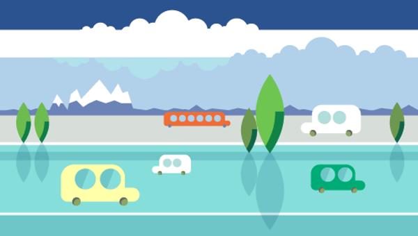 Общественный транспорт в Сочи: как добираться на соревнования