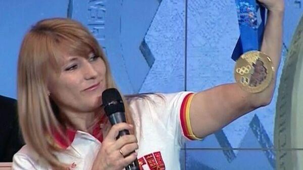 LIVE: Презентация медалей Олимпиады и Паралимпиады в Сочи
