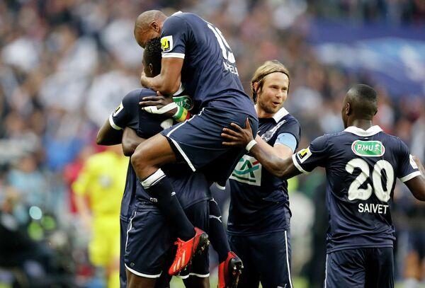 Футболисты Бордо