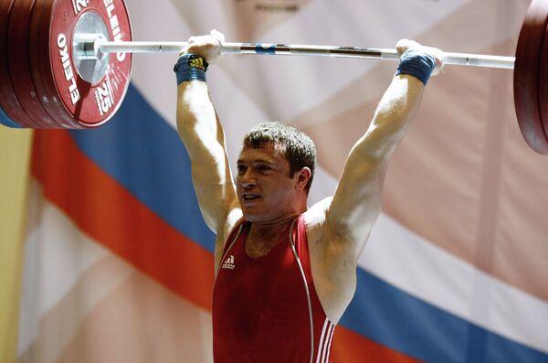 Спортсмен Рамазан Расулов