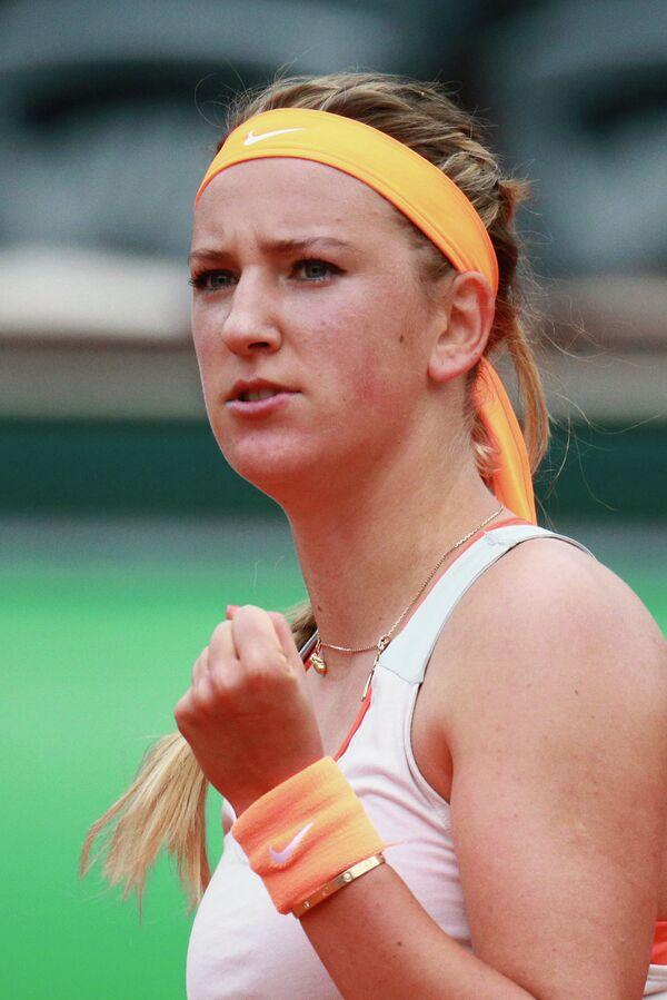 Белорусская теннисистка Виктория Азаренко.