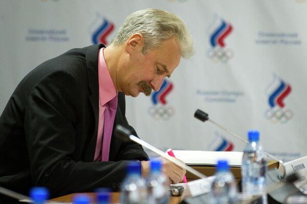 Владимир Хлопиков